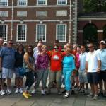 At Independence Hall